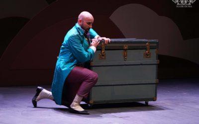 Nicola Ziccardi, dal campo al palcoscenico
